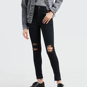 High Rise Super Skinny Women's Jeans